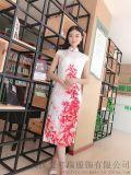 汉派连衣裙19春夏款【现货】一般服装进货都去哪定呢