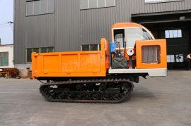 小型履带运输车 履带运输自卸车 多功能履带农用车