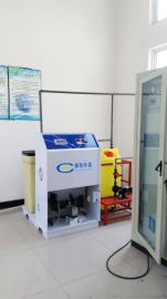 电解法次氯酸钠发生器饮用水消毒设备