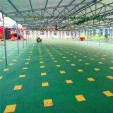 重慶巫山縣防滑懸浮地板籃球場