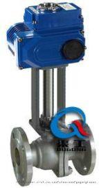 Q941M电动球阀 渠工电动高温球阀厂家