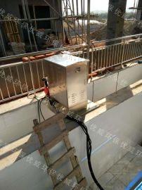 湖南明渠式紫外线消毒器珠山镇污水处理厂