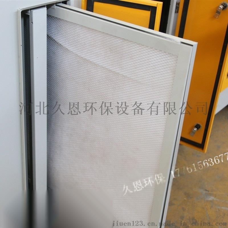 喷涂厂光解除臭设备使用寿命就是长