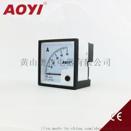 AOYI上海奥仪指针式电流电压表HN-6L2