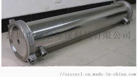 不锈钢膜壳4040 4寸RO膜壳