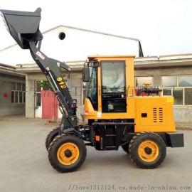 小型前臂式工程用装载机 带驾驶室轮式小铲车品牌报价