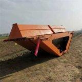 全自動u型水渠滑模機 混凝土排水渠成型機