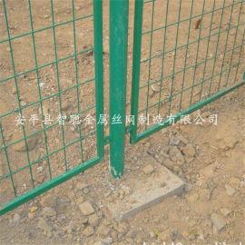 框架铁路护栏 框架高速护栏网 框架水库护栏厂家