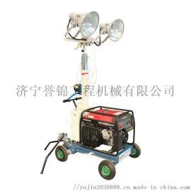 手推式照明车 应急抢险防汛用照明灯 移动式照明车