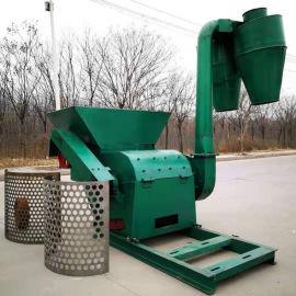 多功能粉碎饲料机 玉米秸秆粉碎机 牛饲料青储粉碎机