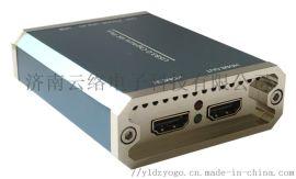 USB4K超高清采集卡HDU-401H