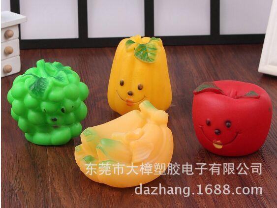 搪膠水果/發聲玩/動漫周邊玩具公仔/ICTI認證/廠家定製