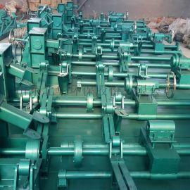 全自动风筒卷边机 金属成型设备 铁皮直角翻边器