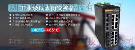 16口工业级交换机以太网交换机网络交换机生产厂家