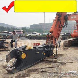 长臂挖掘机液压剪刀、液压剪刀机、东奕机械厂