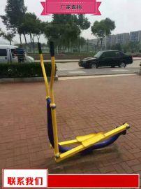 健身單人扭腰器加盟銷售 公園體育器材廠家