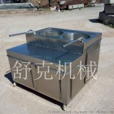 东北红肠灌肠机自动双管卧式液压灌肠机