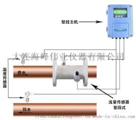 ****TDS-100管段式超声波热量表