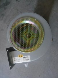 DF系列0.75KW产品低噪声离心风机