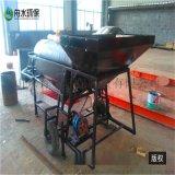 回收率高的淘金设备 小型淘金车 选金摇床