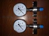 YTPF-100/150不锈钢隔膜压力表1.6级