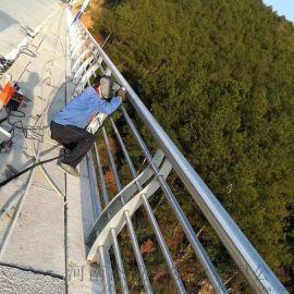 杰拉特交通设施公路桥梁防撞护栏 生产定制耐腐蚀护栏