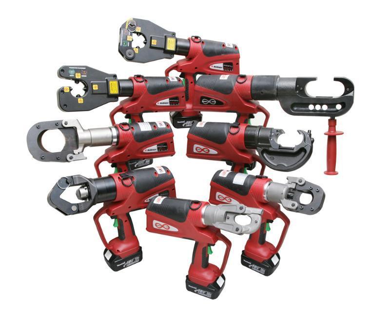BURNDY美國奔迪電動液壓工具|原裝進口