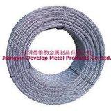 高強度不鬆散熱鍍鋅鋼絲繩(DMP001)