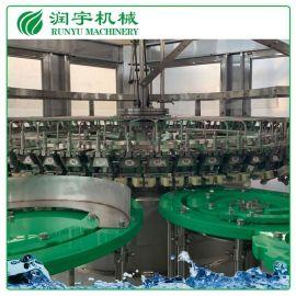 口服液灌装机,酵素生产线,玻璃瓶铝制盖灌装机