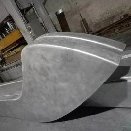 超长宽非标铝单板定制厂家定做异型铝单板