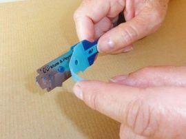 MURE&PEYROT刀片 MURE PEYROT面包整形刀 欧包割刀 专业刀片