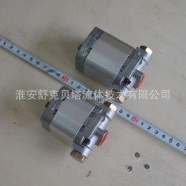 CB-E-0.5/1.5-ST系列双向齿轮泵