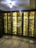 不鏽鋼酒櫃會所  展示櫃 創意304不鏽鋼恆溫酒櫃