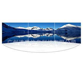 厂家直销4寸液晶拼接屏500亮度 液晶拼接屏窄边