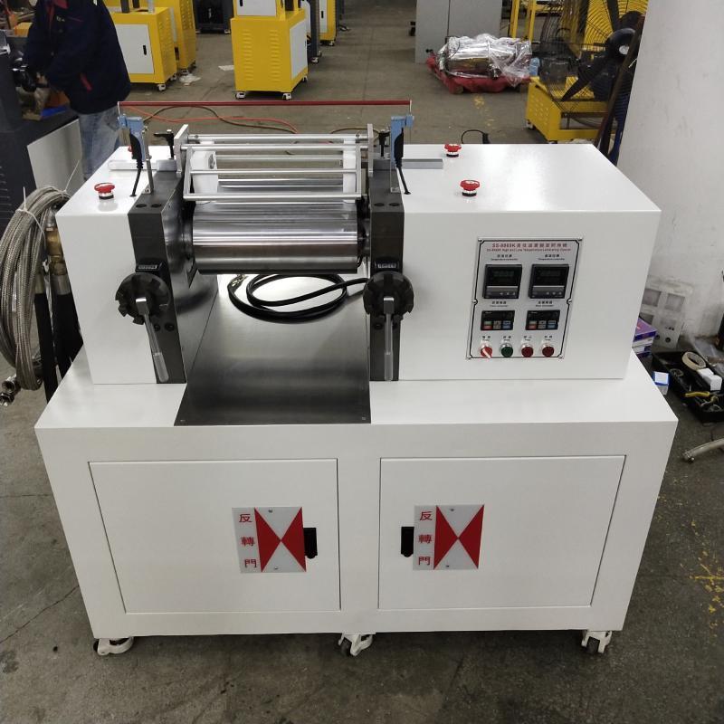 實驗室用雙輥破碎機 實驗室雙輥機 實驗室小型開煉機