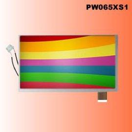 6.5寸元太模拟屏(PW065XS1)