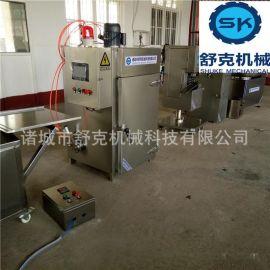 成套热狗生产机器 生产小烤肠设备 绞肉机 香肠机器