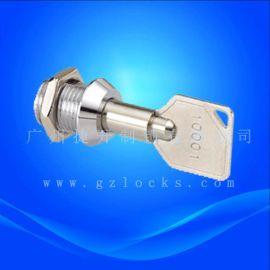 JK310环保 按压锁 按键转舌锁 ROHS