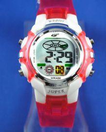 學生時尚多功能電子手錶