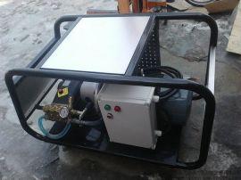 沃力克WL5022铸件除砂高压清洗机 管道高压清洗机