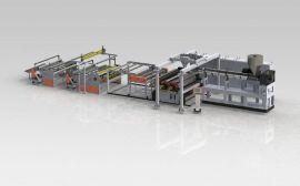 PVDF太阳能背板膜生产线