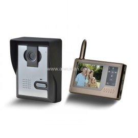 无线可视门铃 (JS-VD325)