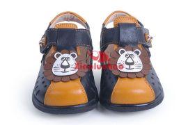 小螺号真皮男儿童单鞋四季童鞋全皮宝宝学步鞋 厂家直销一件代发