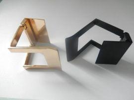 五金箱包配件金属护角 箱包活动框架