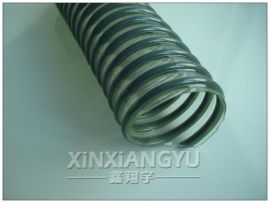 进口吸尘管,灰色带螺旋塑筋增强管,耐磨软管