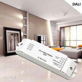 恒压DALI调光驱动器 DALI信号调光驱动器 3路5A LED调光驱动器