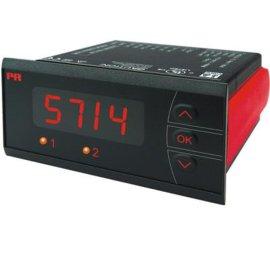 丹麦Prelectronics  5714LED显示器 2个继电器和摹拟输出;通用供给电压;前端按键可设置