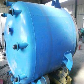 二手高压反应釜设备、二手反应釜设备构造