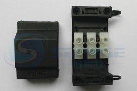 供应GU10灯座双压接线端子接线盒