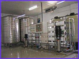 小型桶装纯净水生产设备